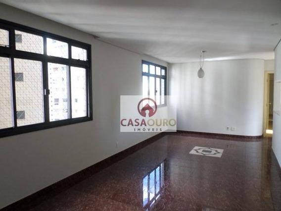Apartamento Com 3 Quartos À Venda, 110 M² Por R$ 820.000 - Funcionários - Belo Horizonte/mg - Ap0896