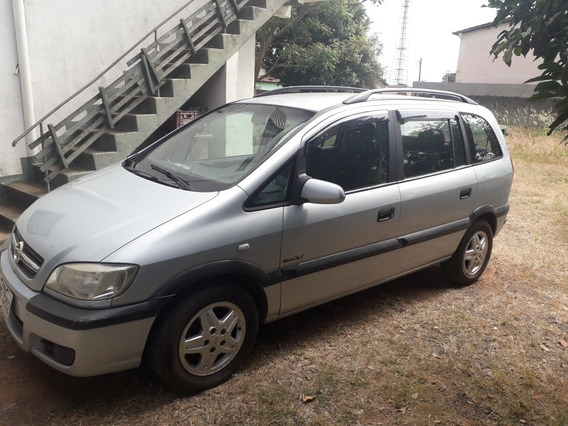 Chevrolet Zafira 2006 2.0 Comfort Flex Power 5p