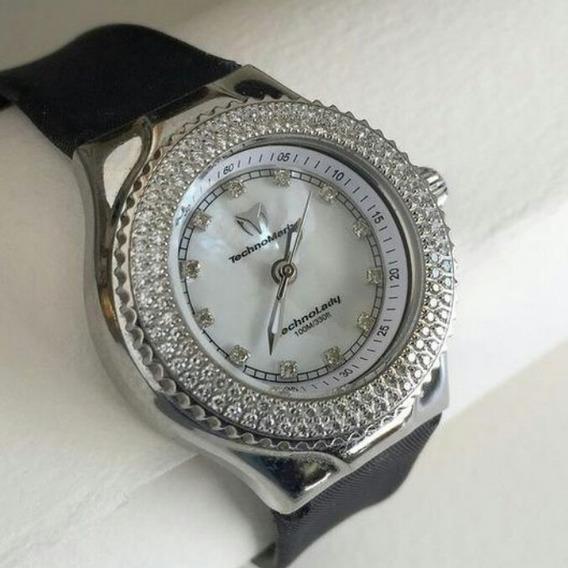 Relógio Feminino Technomarine Technolady Diamante
