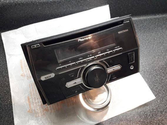 Radio De Auto Pioneer Fhx-555ui - Doble Din