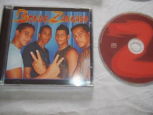 Cd - Bonde Sangado - Rap
