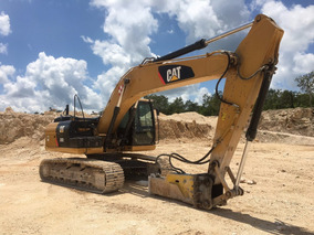 Excavadora Caterpillar Mod. 320 D2 ,329 D Y 336 Dl
