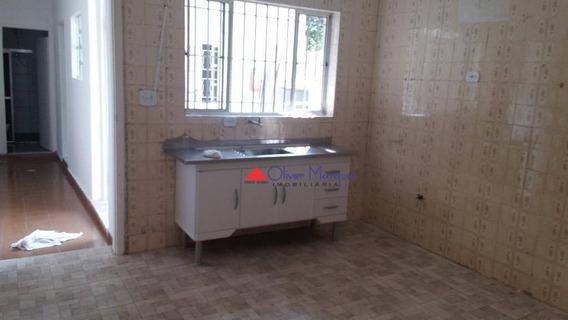 Casa Com 1 Dormitório Para Alugar, 48 M² Por R$ 1.000,00/mês - Vila Yara - Osasco/sp - Ca1319