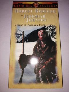 Jeremiah Johnson - Robert Redford Vhs En Ingles 1997 Mdisk