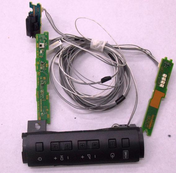 Sensores + Teclado Tv Sony Kdl-40ex725 - Usado