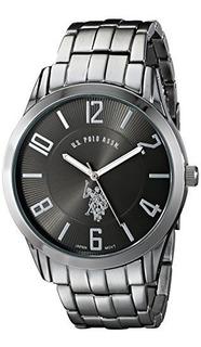 Reloj U.s. Polo Assn Clásico Para Hombre Original Importado
