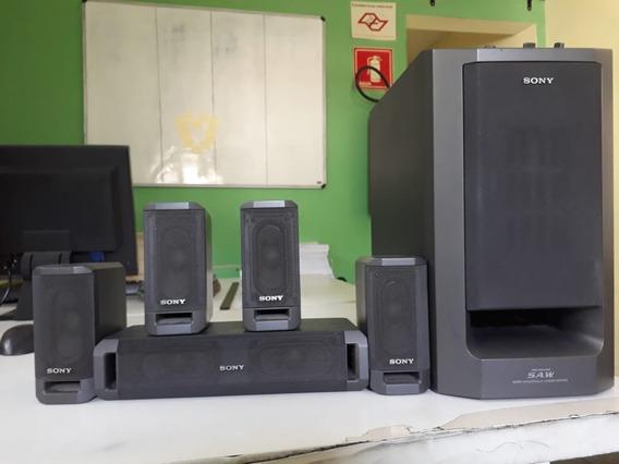 Sony - Caixa De Som Saw Completa 4 Pequenas 1 Media
