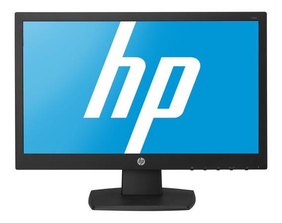 Monitor Hp Led 18.5 19 V194 V5e94aa Pantalla Hd Vga Oficial