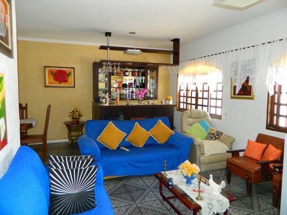Casa Em Centro, Peruíbe/sp De 200m² 3 Quartos À Venda Por R$ 420.000,00 - Ca534993