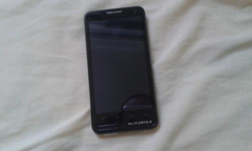 Antigo Celular Smartphone Motorola