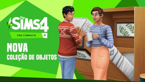 The Sims 4 + Todas Dlcs Em Português Pacote Completo