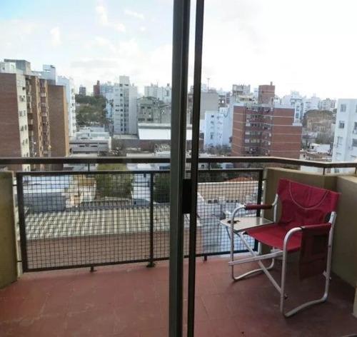 Alquiler Apartamento Amoblado En Pocitos. 1 Dormitorio.