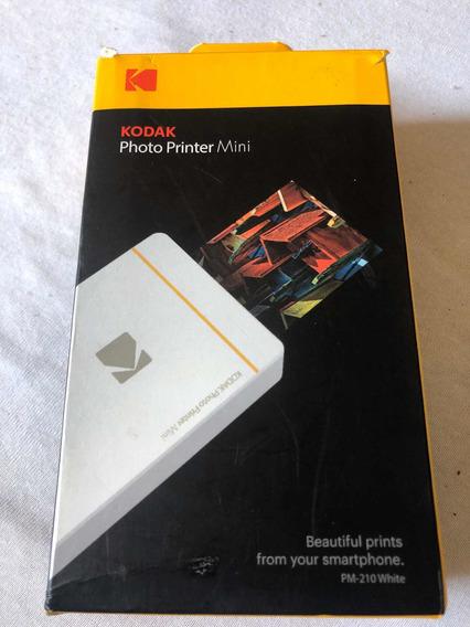 Mini Impressora Instantânea Kodak