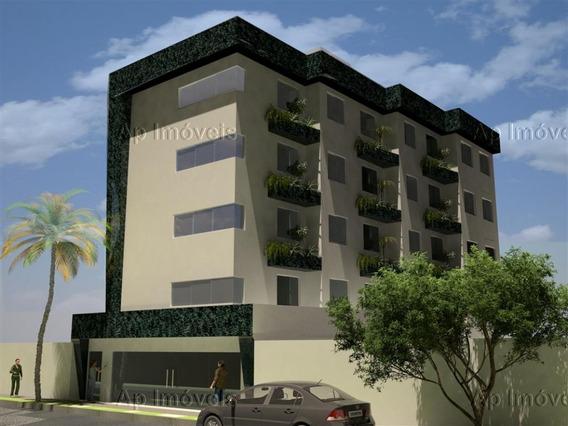 Apartamento Para Venda No Centro Em Montes Claros - Mg - Ap54