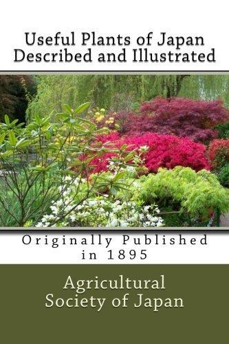 Plantas Útiles De Japón Descritas E Ilustradas