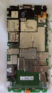 Placa Do Motorola Razr D1 890 Para Retirar Peças