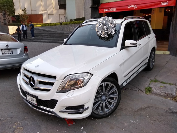 Mercedes Benz Glk 300 2014, 4matic (awd)
