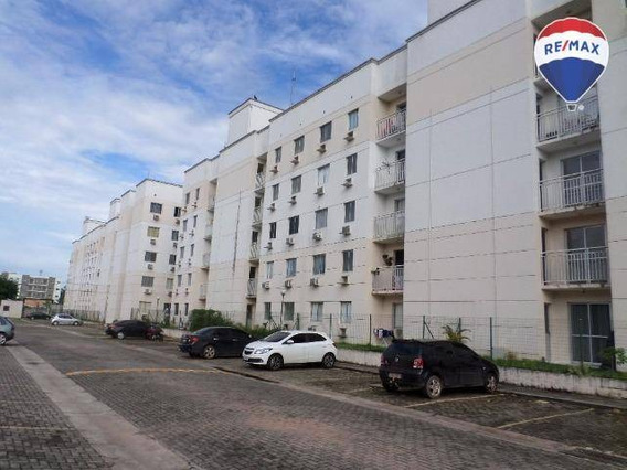 Apartamento Com 2 Dormitórios Vitória Maguary, 45 M² - Centro - Ananindeua/pa - Ap0595