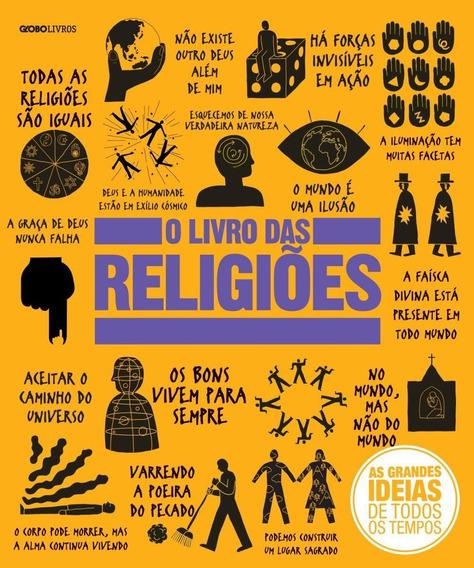 O Livro Das Religiões - Col. As Grandes Ideias De Todos Os
