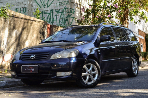 Toyota Fielder Xei Aut. - Impecável - 2007