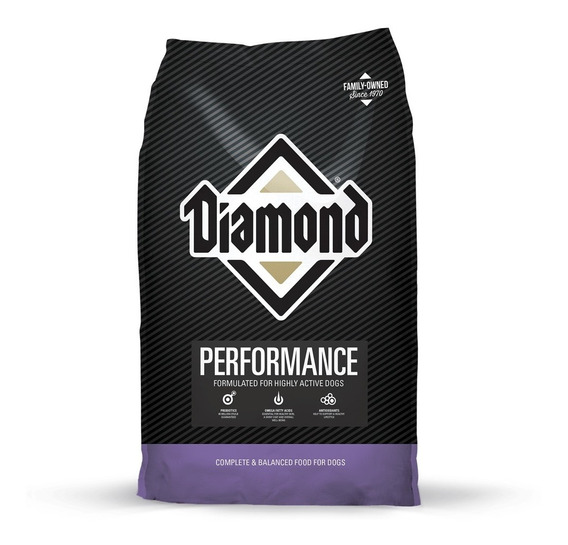 Diamond Premium Performance 18.14kg 30% Proteina 20% Grasa