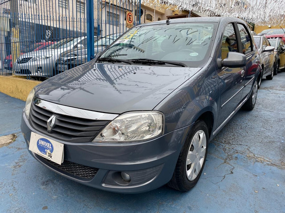 Renault Logan 1.6 Expression!!! Completo!!!