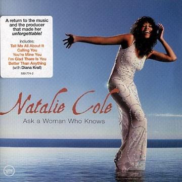 Natalie Cole Ask A Woman Who Knows Cd Europeo Nuevo Sellado