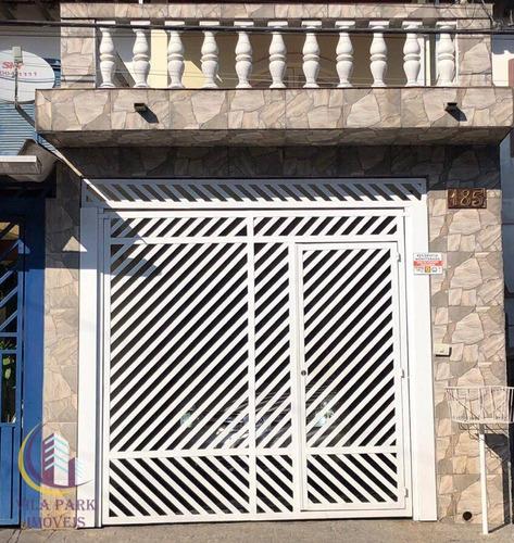 Imagem 1 de 30 de (permuta) Lindo Sobrado 2 Dormitórios, Aceita Troca Por Apartamento Na Região Da Usp - Jardim Rosa Maria - São Paulo/sp - So0618
