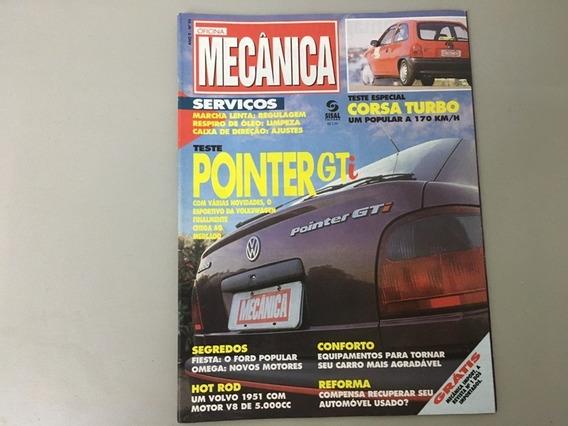 Revista Oficina Mecânica N.o 95 - Agosto 1994