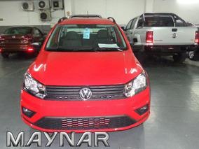 Volkswagen Saveiro Cabina Doble 2017 Vw 0km Rojo