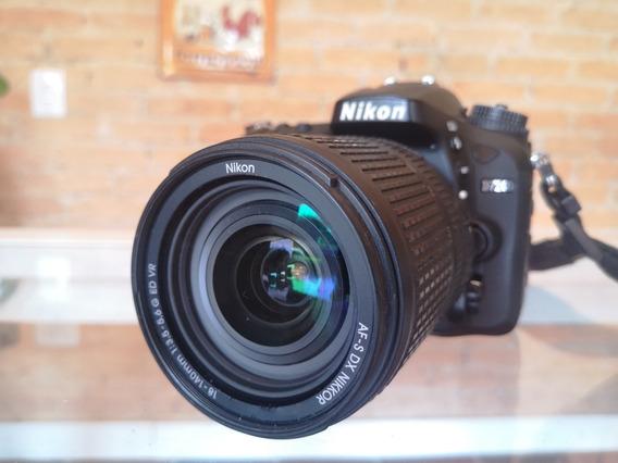Objetiva Nikon 18-140mm 3.5-5.6g Ed