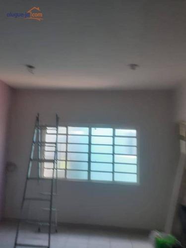 Sala Para Alugar, 30 M² Por R$ 750,00/mês - Parque Industrial - São José Dos Campos/sp - Sa0622