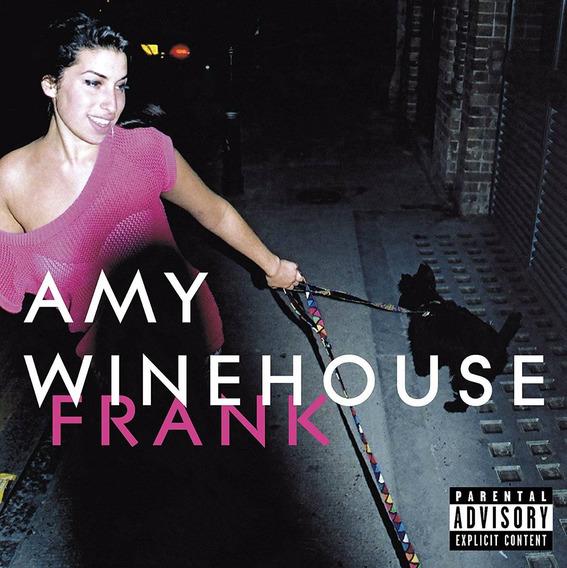 Amy Winehouse Frank 2 Vinilos Nuevos Importados