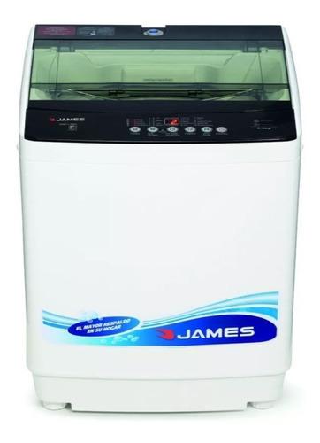 Imagen 1 de 3 de Lavarropas James Carga Superior  12 Kilos Wmt 1280 N