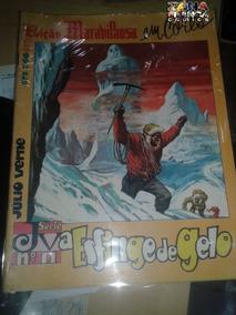 Edição Maravilhosa Em Cores Julio Verne Nº 11 Editora Ebal