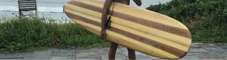 Prancha Longboard 9.8