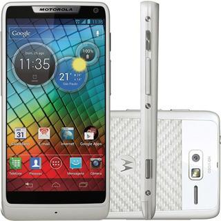 Motorola Razr I 3g Xt890 8gb Android 4.0 Cam 8gb Anatel