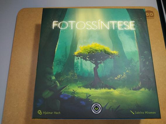 Jogo De Tabuleiro Fotossíntese (boardgame)