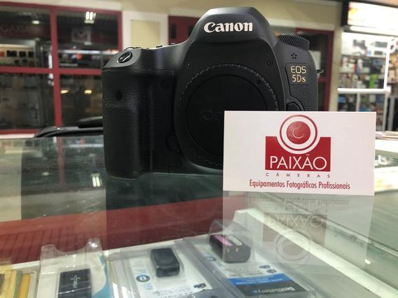 Canon Eos 5ds Corpo Usado Com 25 Mil Cliques.
