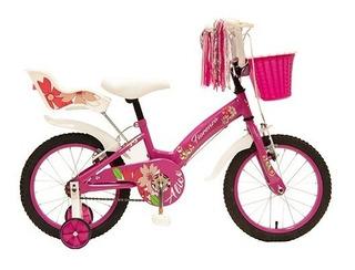 Bicicleta Niñas Alice Rodado 16