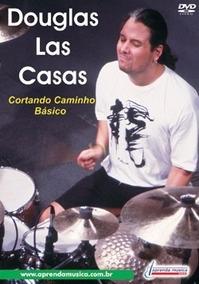 Cortando Caminho Básico - Vol 1 - Douglas Las Casas - Dvd