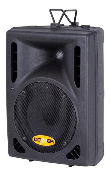 Caixa Acústica Ativa + Passiva 8pol 100w Bivolt Donner Cl100