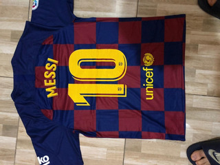 Camisa Tailandesa Barcelona Messi 10