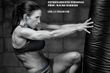 Personal Trainer Ambos Sexo, Personal O A Distancia