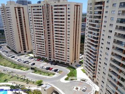 Apartamento Paralela Locação 79m² Com 3 Quartos E 1 Suíte - Brisas Residencial - Ap00426