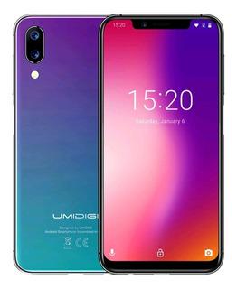 Celular Smartphone Umidigi One Pro Android 8.1 Pronta Entreg