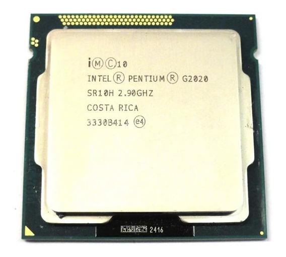 Intel Pentium Dual Core G2020 2.90ghz Oem + Cooler Box