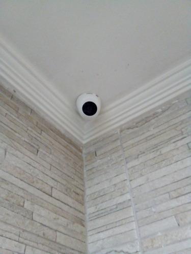 Imagem 1 de 5 de Projetos E Instalação De Câmeras, Alarmes, Cerca-elétrica...