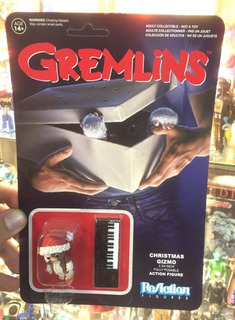 Funko Reaction Gremlins Christmas Gizmo Nuevo En Stock
