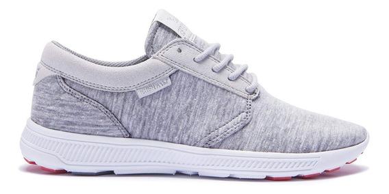 Zapatillas Supra Hammer Run Grey/white